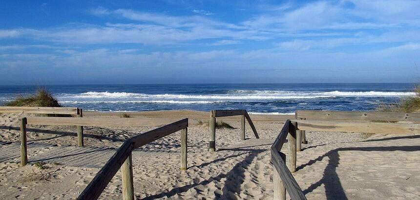 Portugal surfen- Aveiro und der Norden