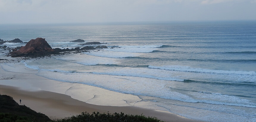 Portugal surfen- Ponta Ruiva