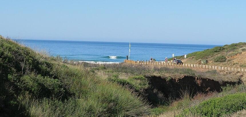 surfen Portugal - Vale de Figeuiras