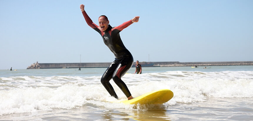 Surfen lernen_Atlantik
