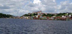 SURFEN IN BRASILIEN: DAS SURFERPARADIES TAIPU DE FORA