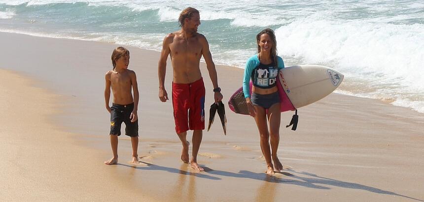 Rio de Janeiro Familie Hereda