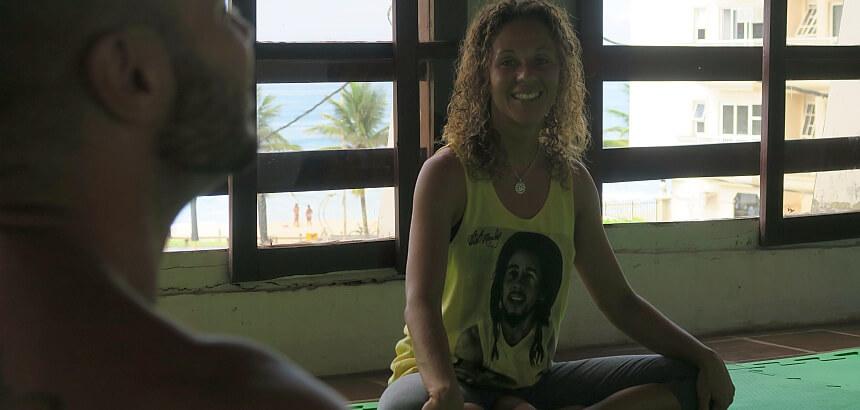 Hereda Surf Hostel_Yoga