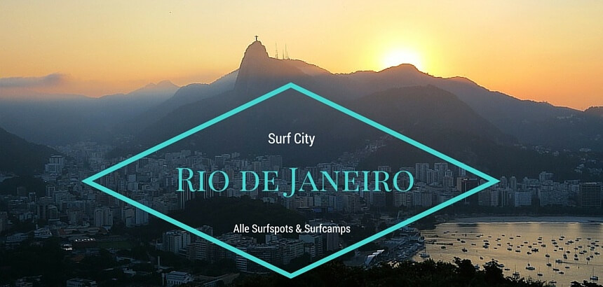 Surfen In Rio De Janeiro Die Besten Surfspots Und Surfcamps