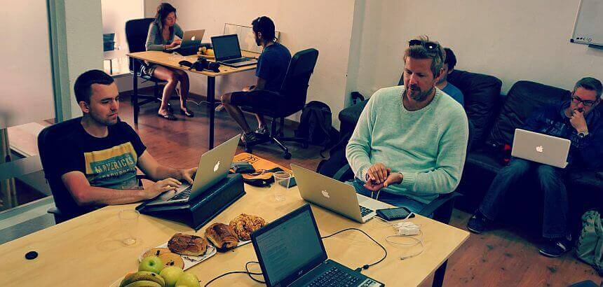 Coworking-Workation