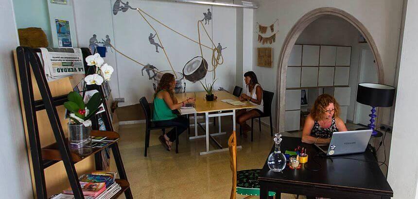 La Ccotera-Coworking Space