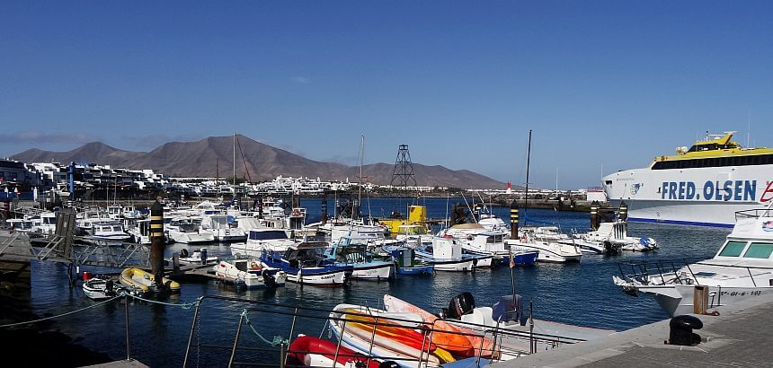 Hafen Lanzarote-1