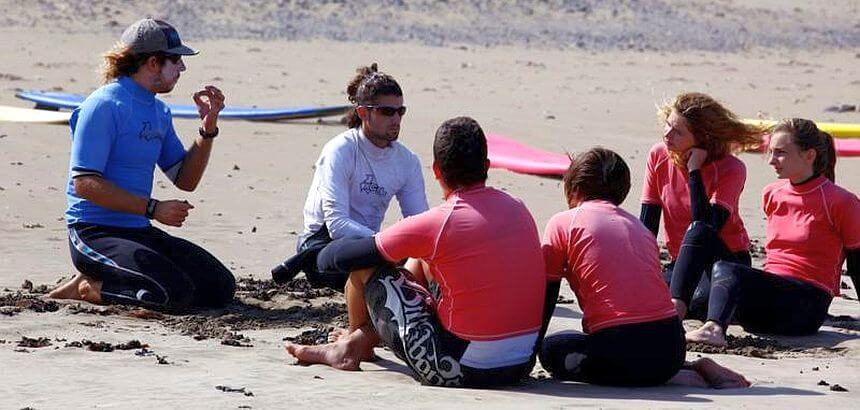 Surfunterricht