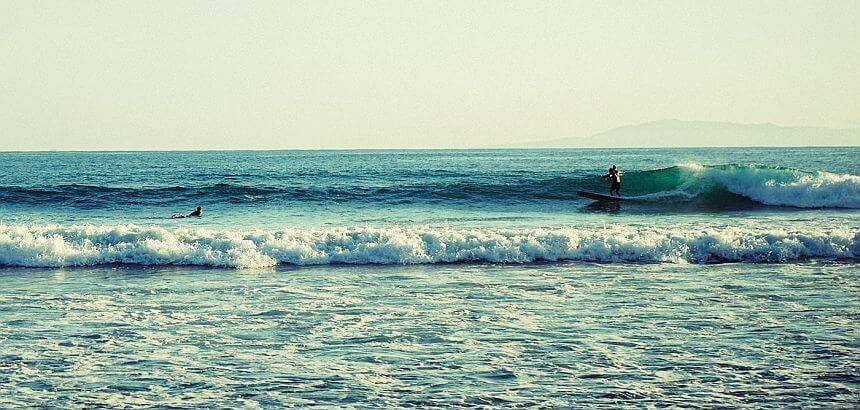 Surfen Frankreich
