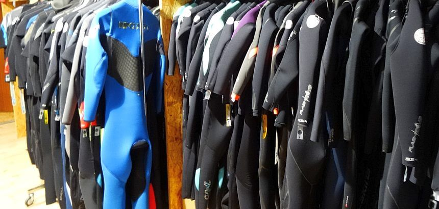Wetsuits bei Frtittboards