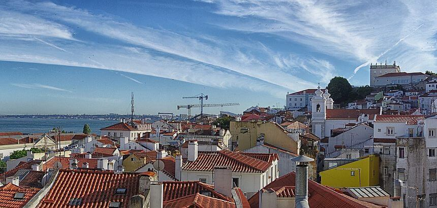 Roadtrip Portugal-Lissabon