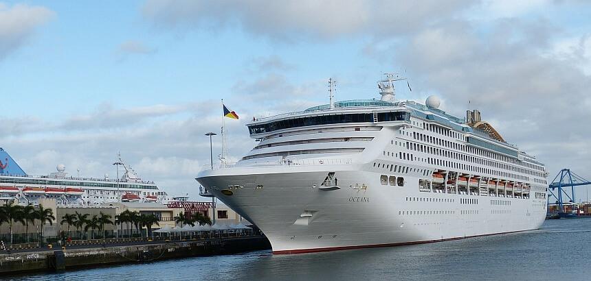 Atlantiküberquerung_Hafen Las Palmas