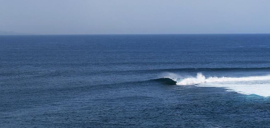 Auf Gran Canaria surfen_El Confital