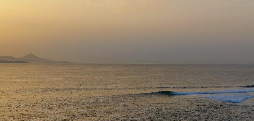 Gran Canaria surfen_El Confital
