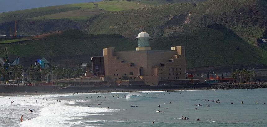 Auf Gran Canaria surfen_La Cicer