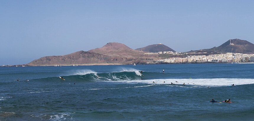 Surf City Las Palmas