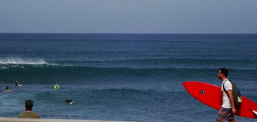 Gran Canaria surfen_Los Muellitos