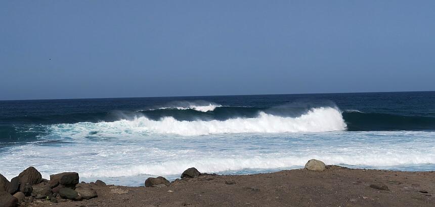 Auf Gran Canaria surfen_der Norden