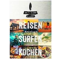 Geschenke für Surfer_Salt and Silver Kochbuch