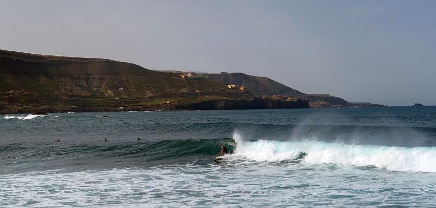 Surfen Gran Canaria_El Lloret