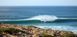 In Portugal surfen ist ein Traum