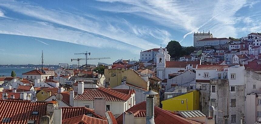 Portugal surfen- Lissabon
