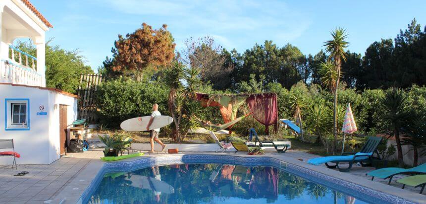 Unterkunft für Surfer in Poartugal_Surfurlaub in der Algarve