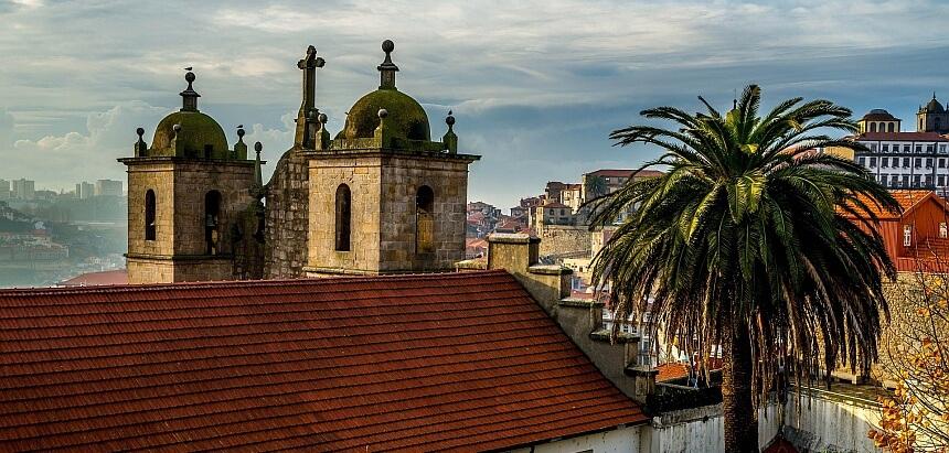surfen Portugal - Porto