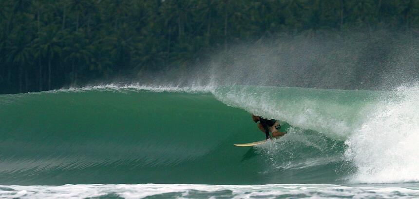 Andi surfen