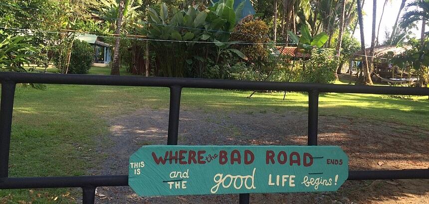In Costa Rica surfen_Rancho Burica