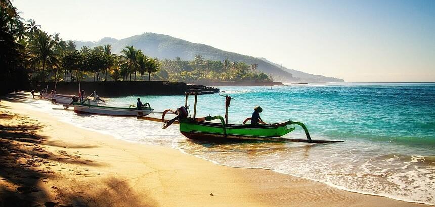 Bali surfen