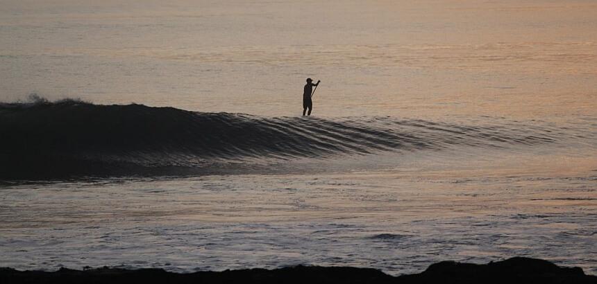 Bali surfen_Echo Beach in Canggu