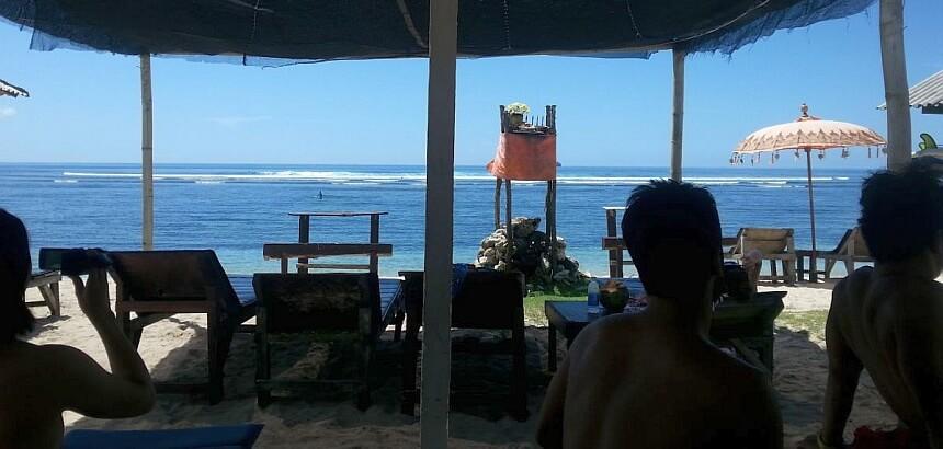 Serangan_Auf Bali surfen