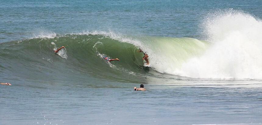 Sufspot Pererenan_Surfurlaub Bali