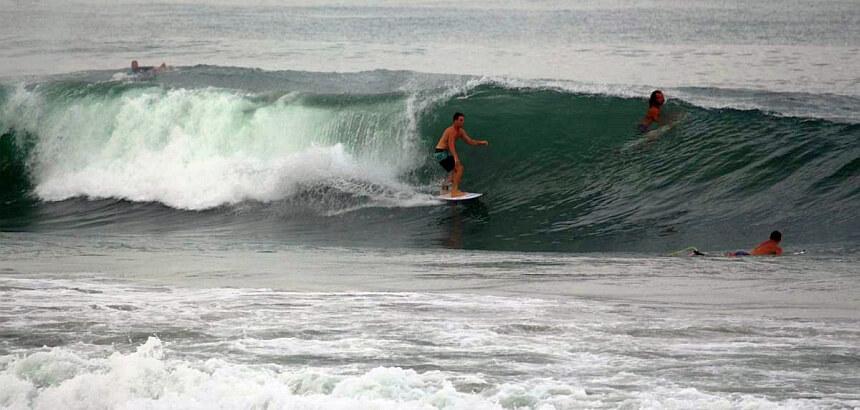Surfen Bali_Surfspot Sandbar