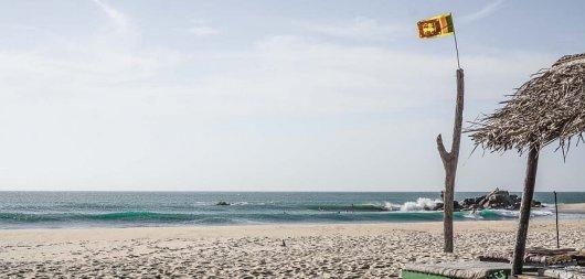 Sri Lanka Surfen