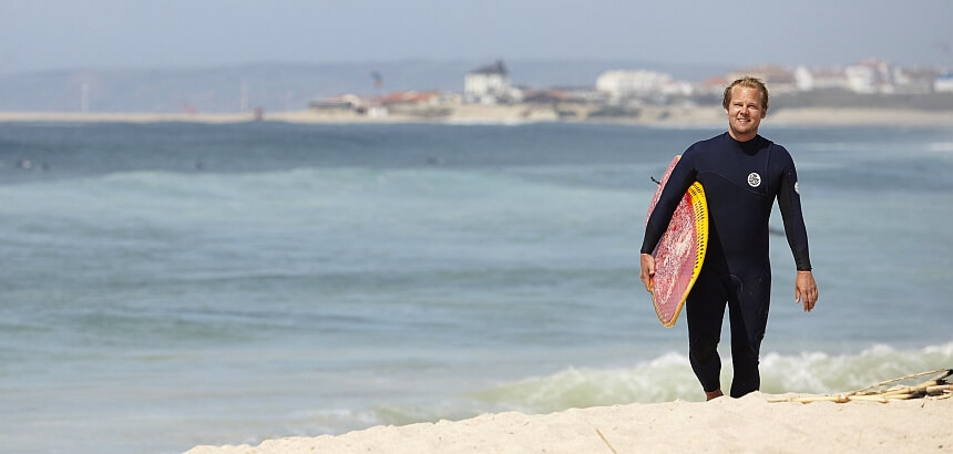 Surfguide Portugal-Autor
