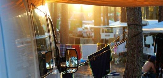 vw bus mieten für Surfer in frankreich