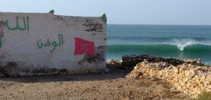 In Marokko surfen ist ein Traum