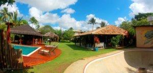 Bahia Surfcamp Brasilien