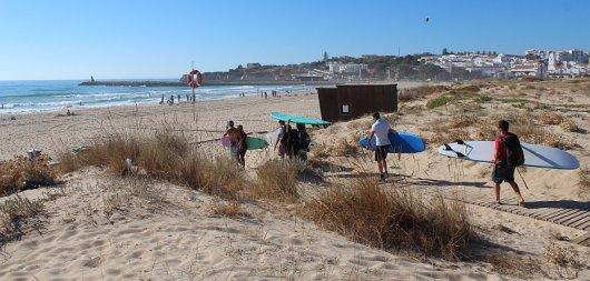Surfurlaub im Surfcamp