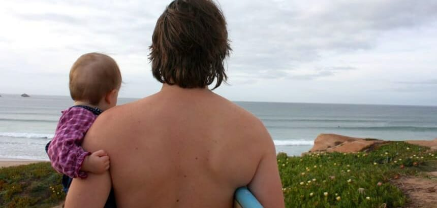 Surfurlaub mit Familie