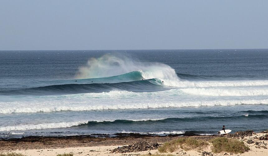 Fuerteventura surfen in El Hierro
