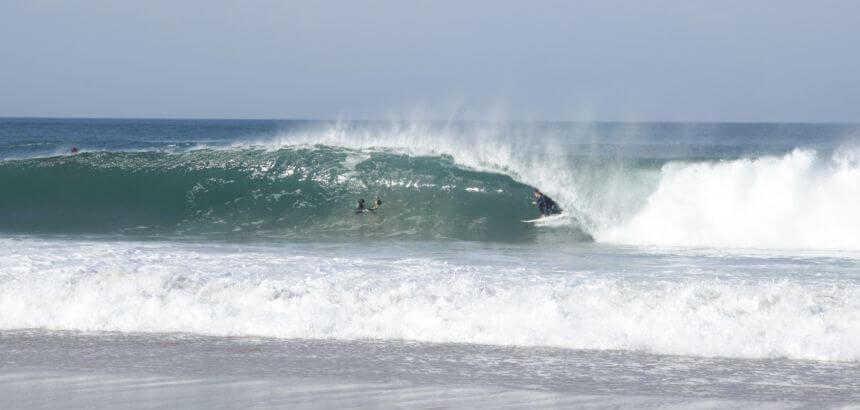Südfrankreich-Surfspot La Graviere in Hossegor_In Europa surfen