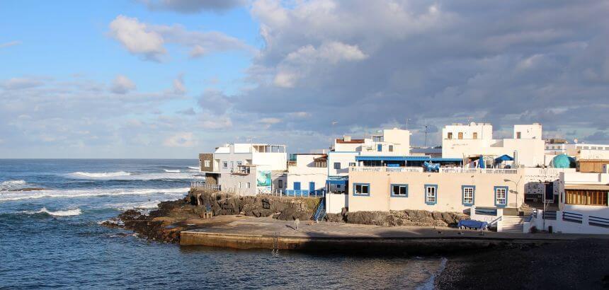 Unterkunft für Surfer in El Cotillo auf Fuerteventura