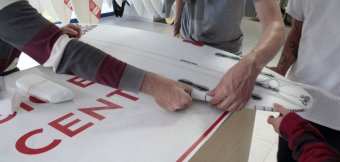 Surfboard-Shape und -Design verstehen