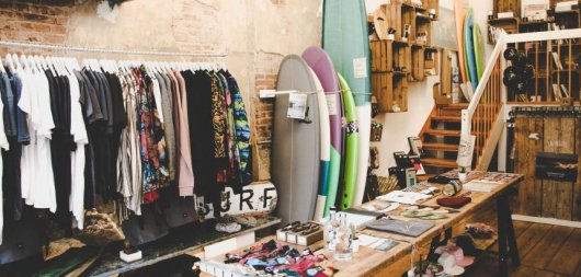 Surf Shop Review 2018 bei Surfnomade