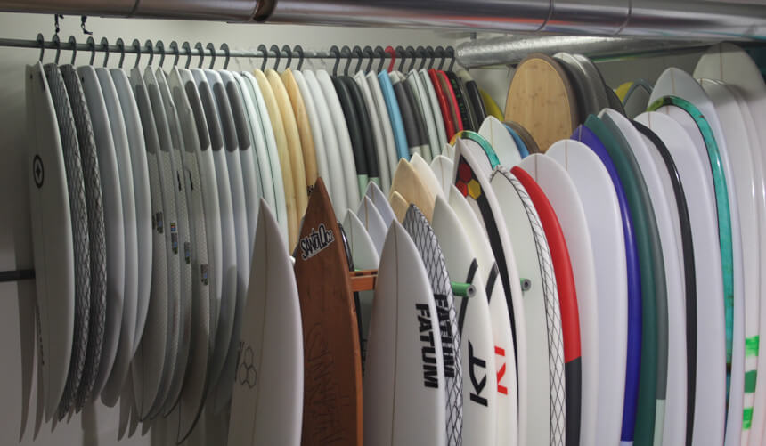 SantoLoco Surfshop München Boards