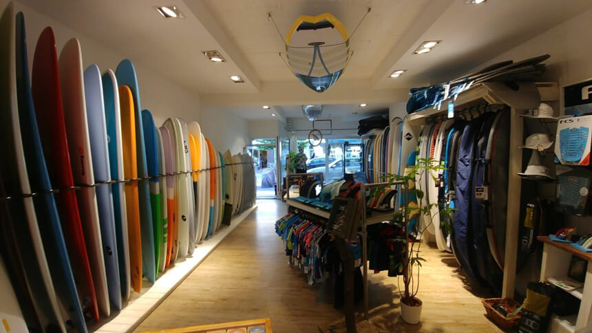 Secret Spot Surf Shop Boards
