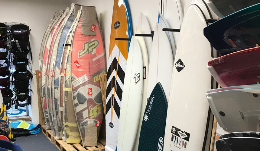 Surfshop Münster Boards